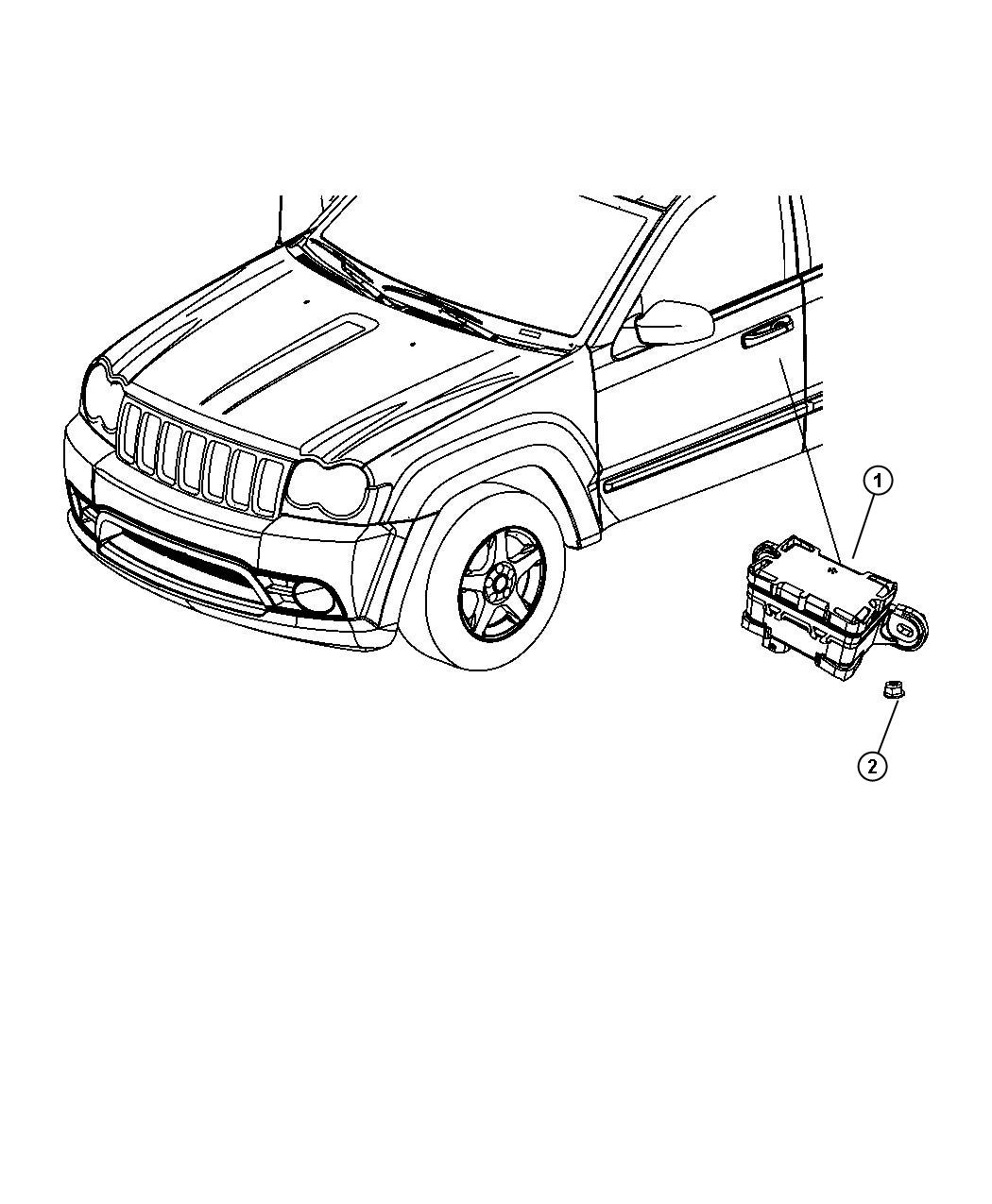 Chrysler Town Amp Country Module Sensor Dynamics