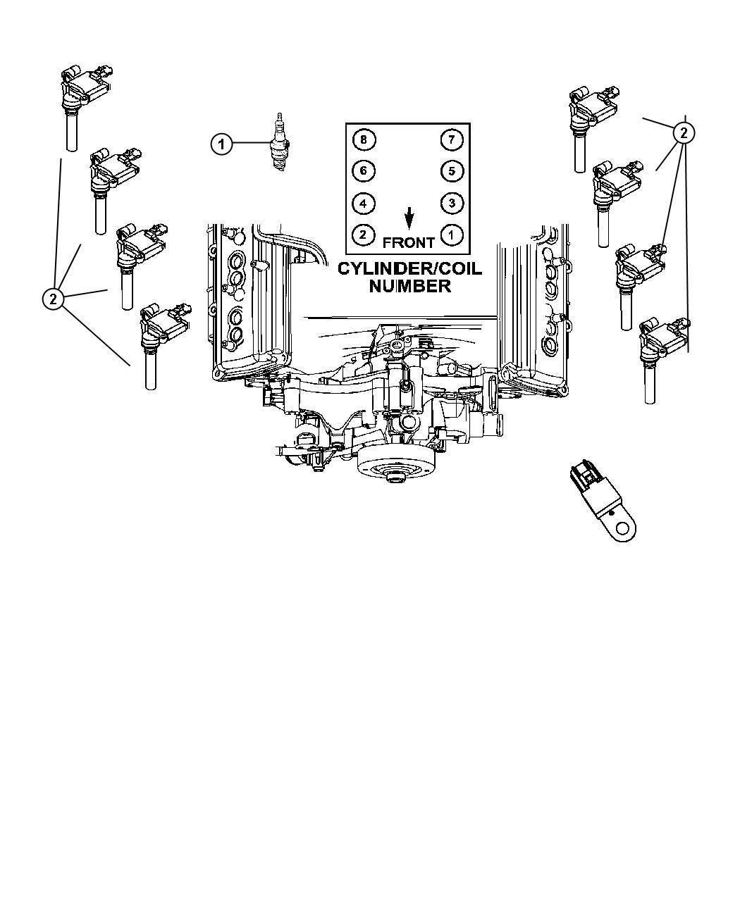 Chrysler Spark Plug Wires