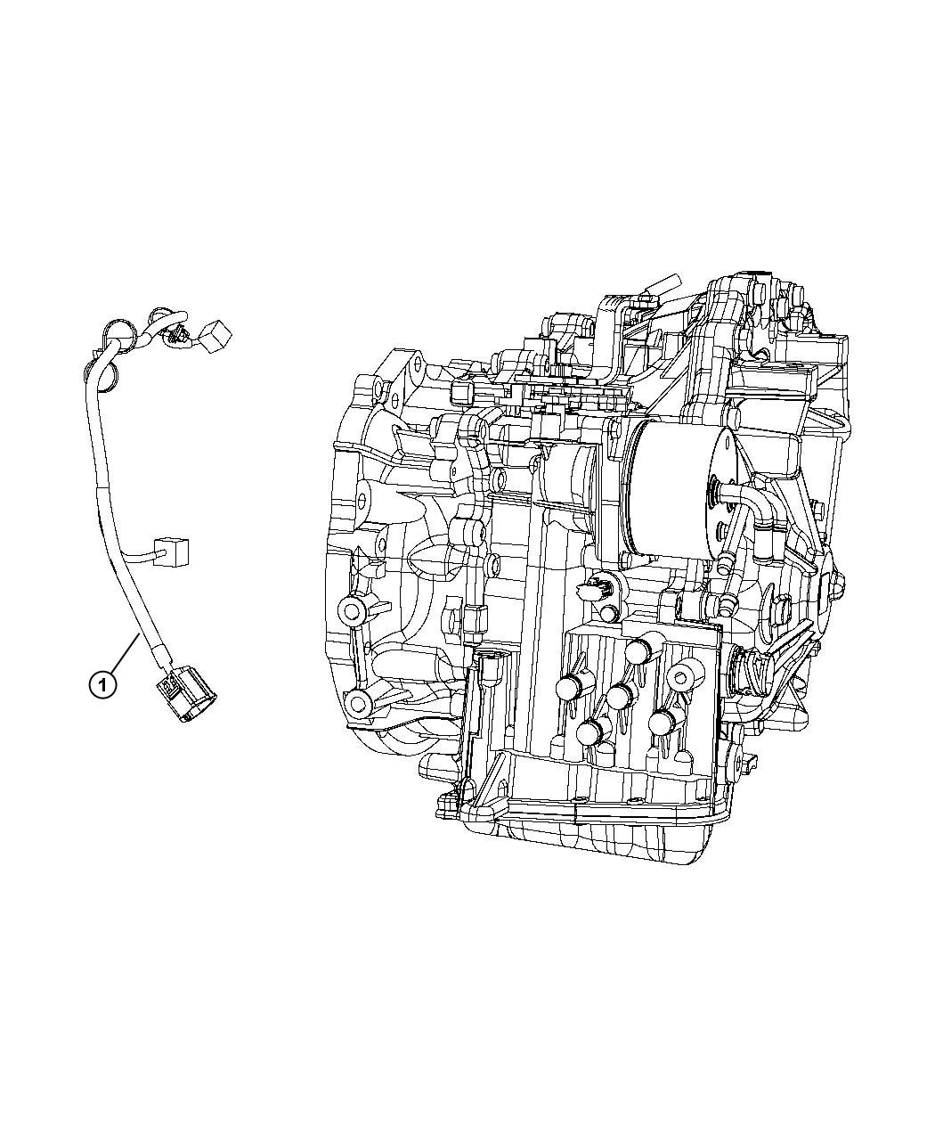 Jeep Patriot Wiring Transmission Cases