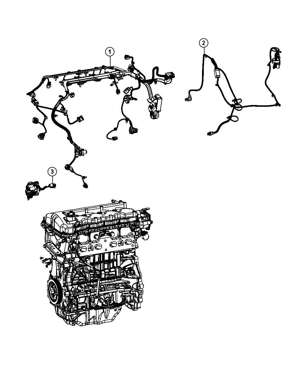 Dodge Dart Wiring Engine