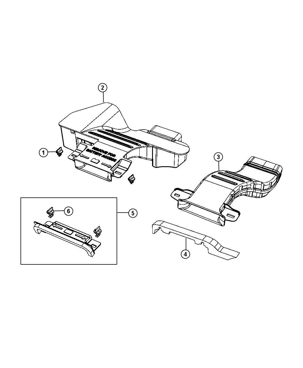 Air Intake Screws