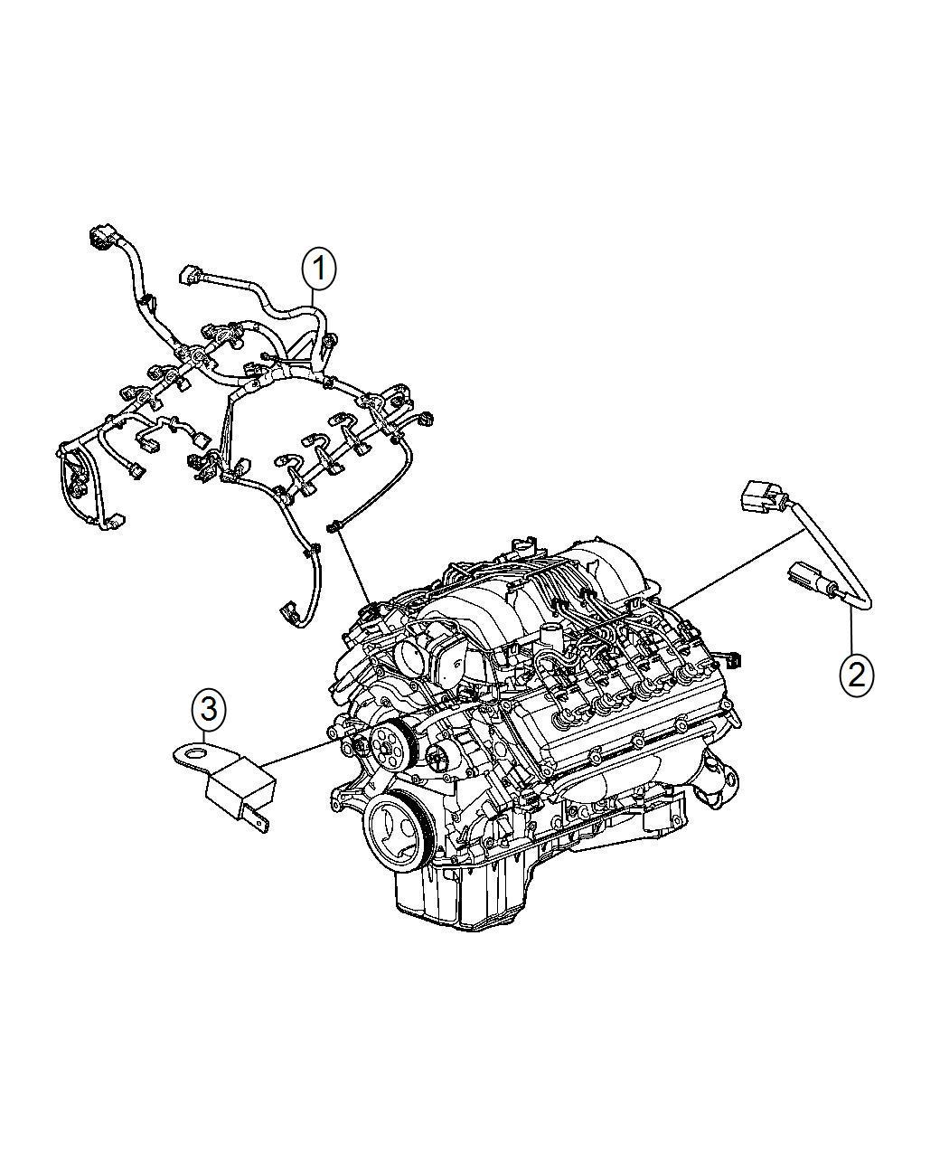 Dodge Charger Wiring Engine 220 Amp Alternator