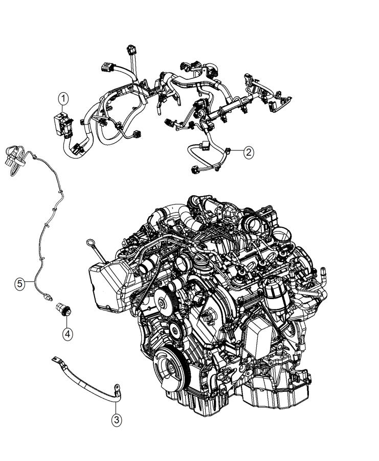 Jeep Grand Cherokee Wiring Injector 50 State