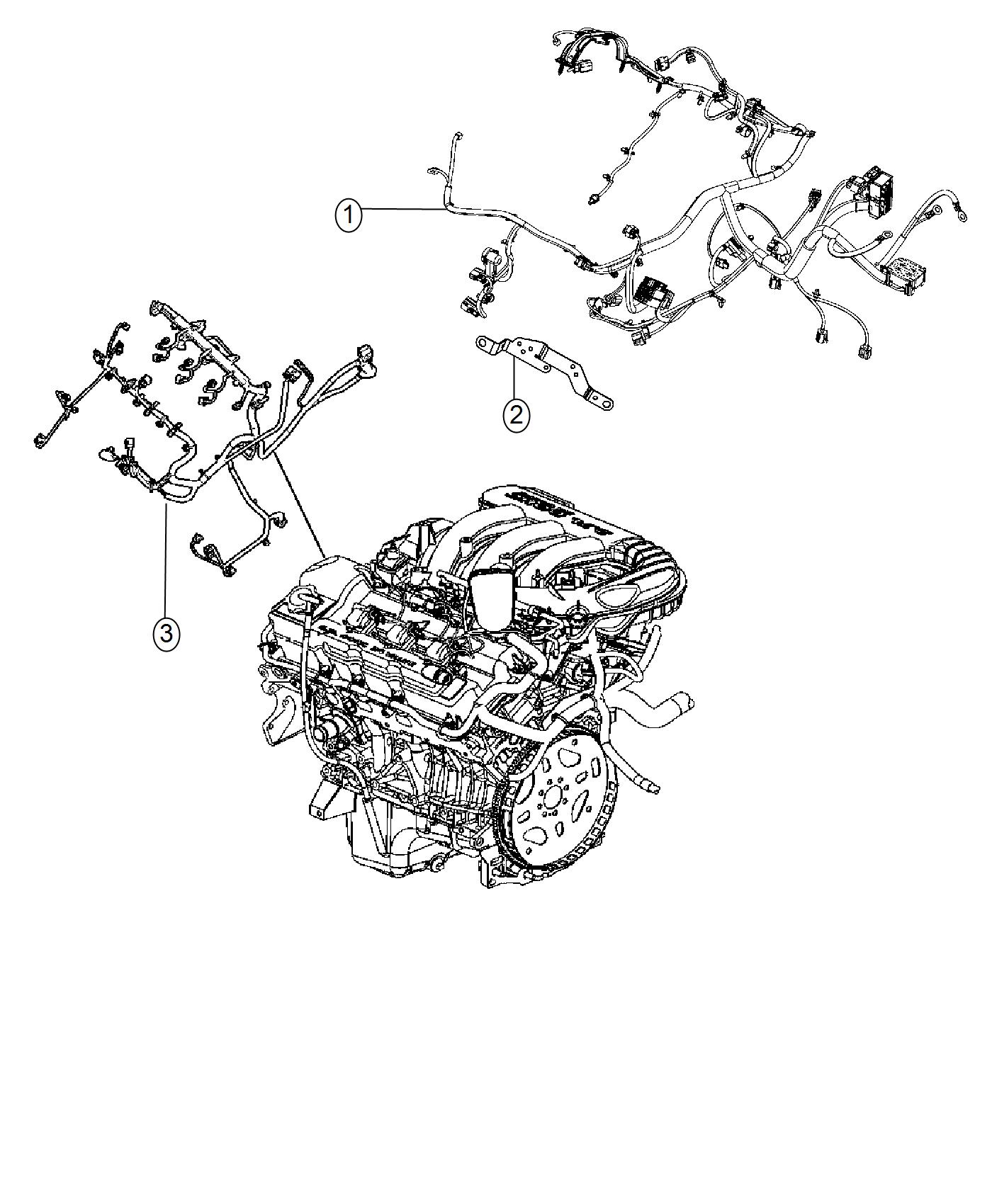 Dodge Journey Wiring Injector After 07 19 10 After 7 19