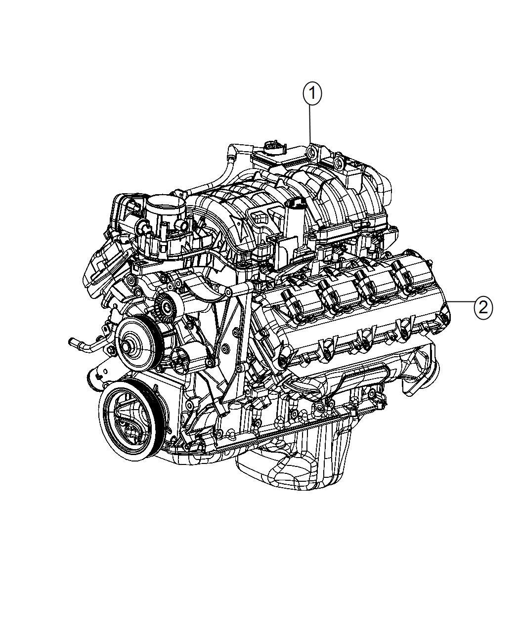 Ram Engine Complete