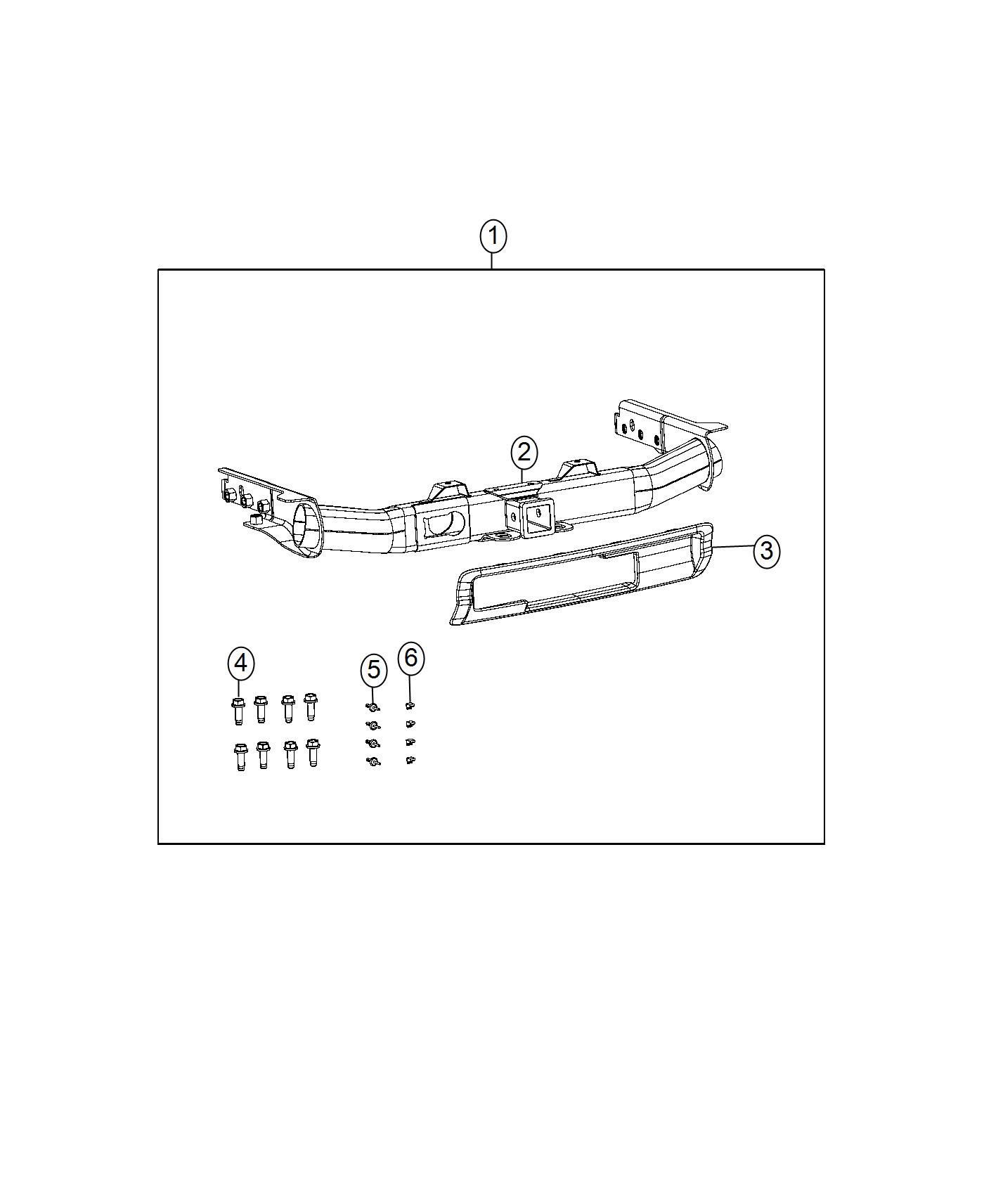 Jeep Grand Cherokee Hitch Trailer Class Iv Receiver Hitch Xfh