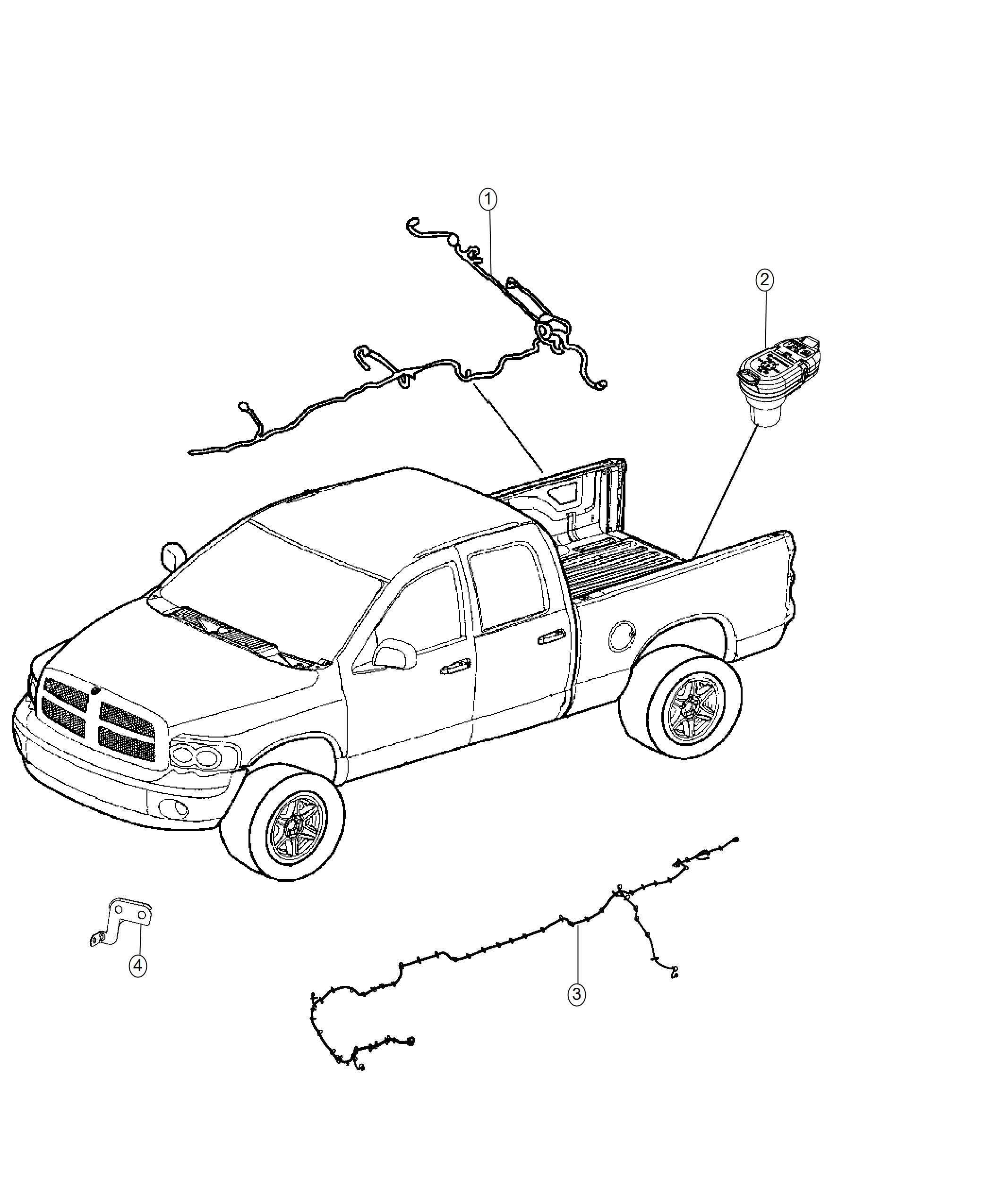 Ram Jumper Front Axle Disconnect