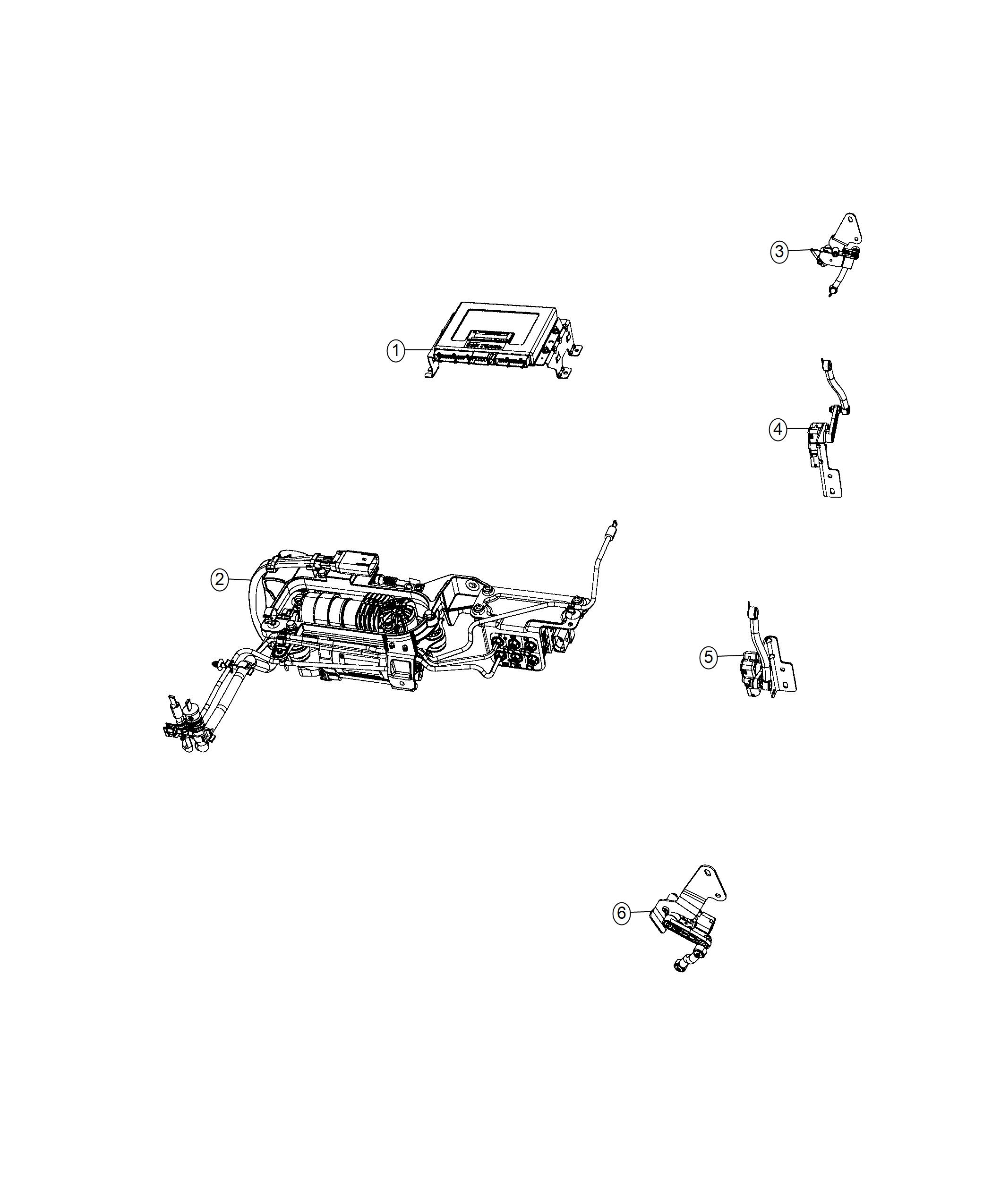 Air Ride Suspension Diagram - Wiring Diagrams Folder Northstar Camper Wiring Diagram on