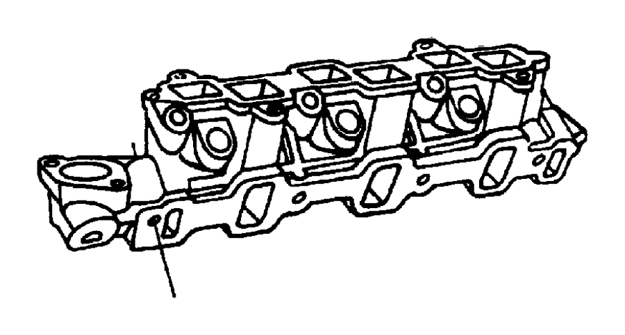 Chrysler Used For Bolt And Washer Used For Bolt