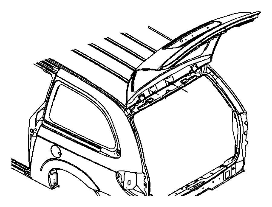 Dodge Caravan Exhaust System