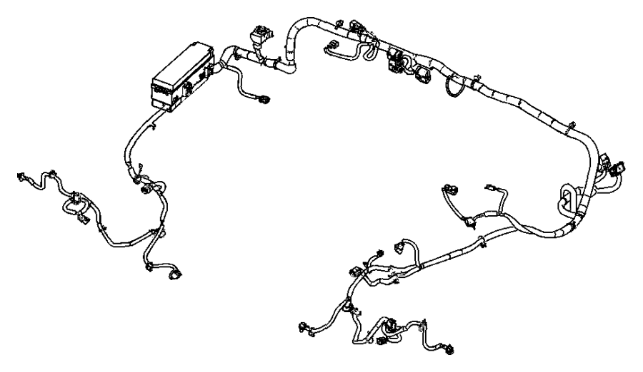 Jeep Wrangler Wiring Headlamp To Dash 4 Wheel Anti Lock