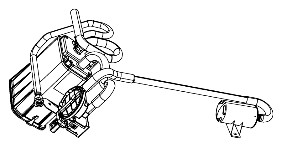 Chrysler Pt Cruiser Base 2 4l 4 Cyl A T Filter Leak