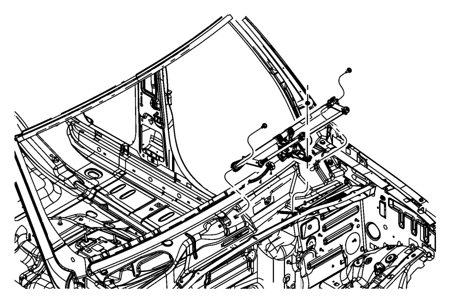 Jeep Liberty Used For Motor And Linkage Front Wiper