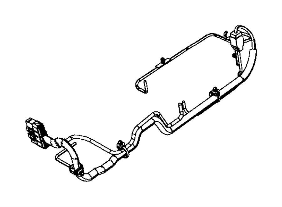 Dodge Charger Wiring Console Trim No Description