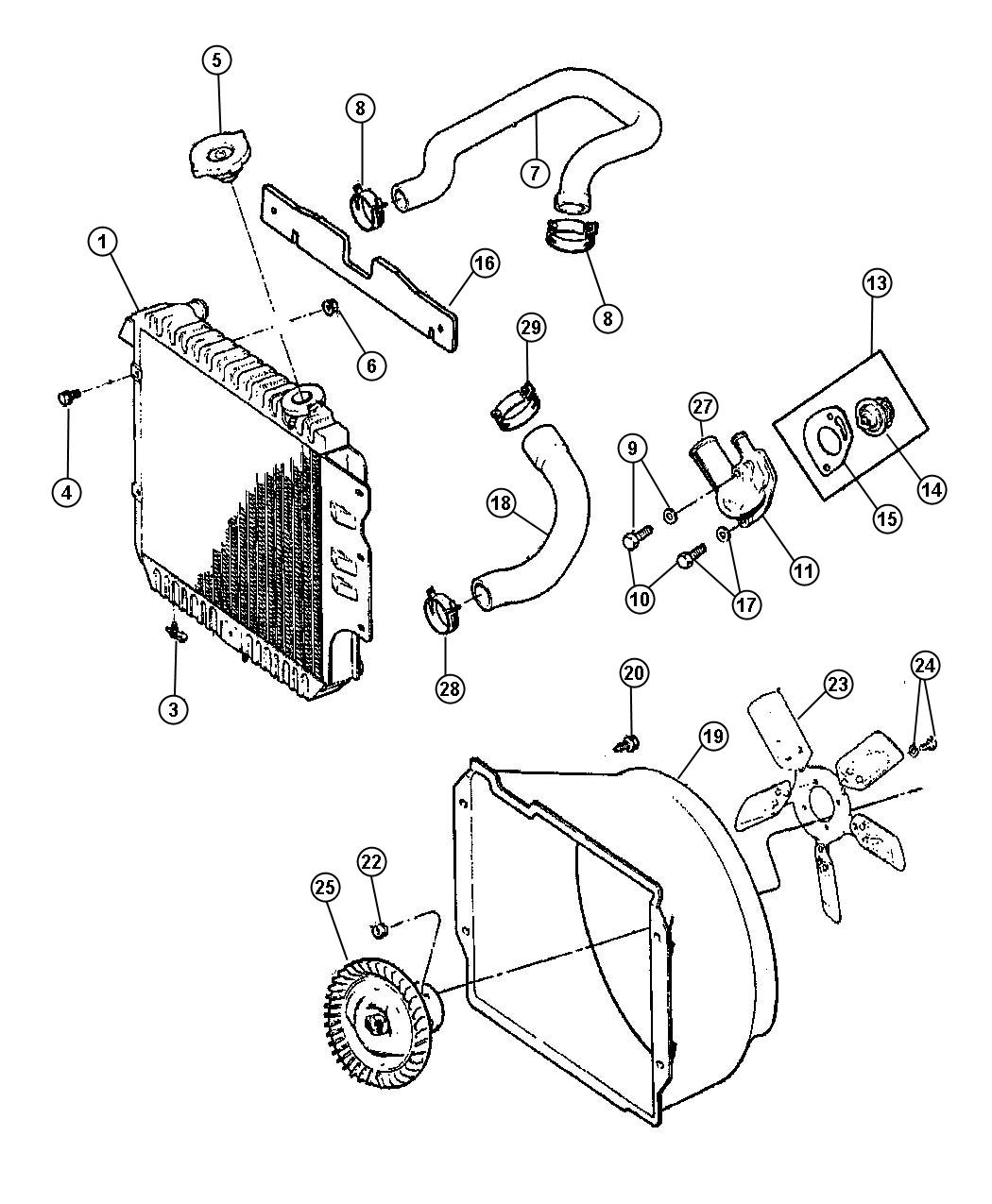 Jeep Grand Cherokee Thermostat 195 Degrees Related