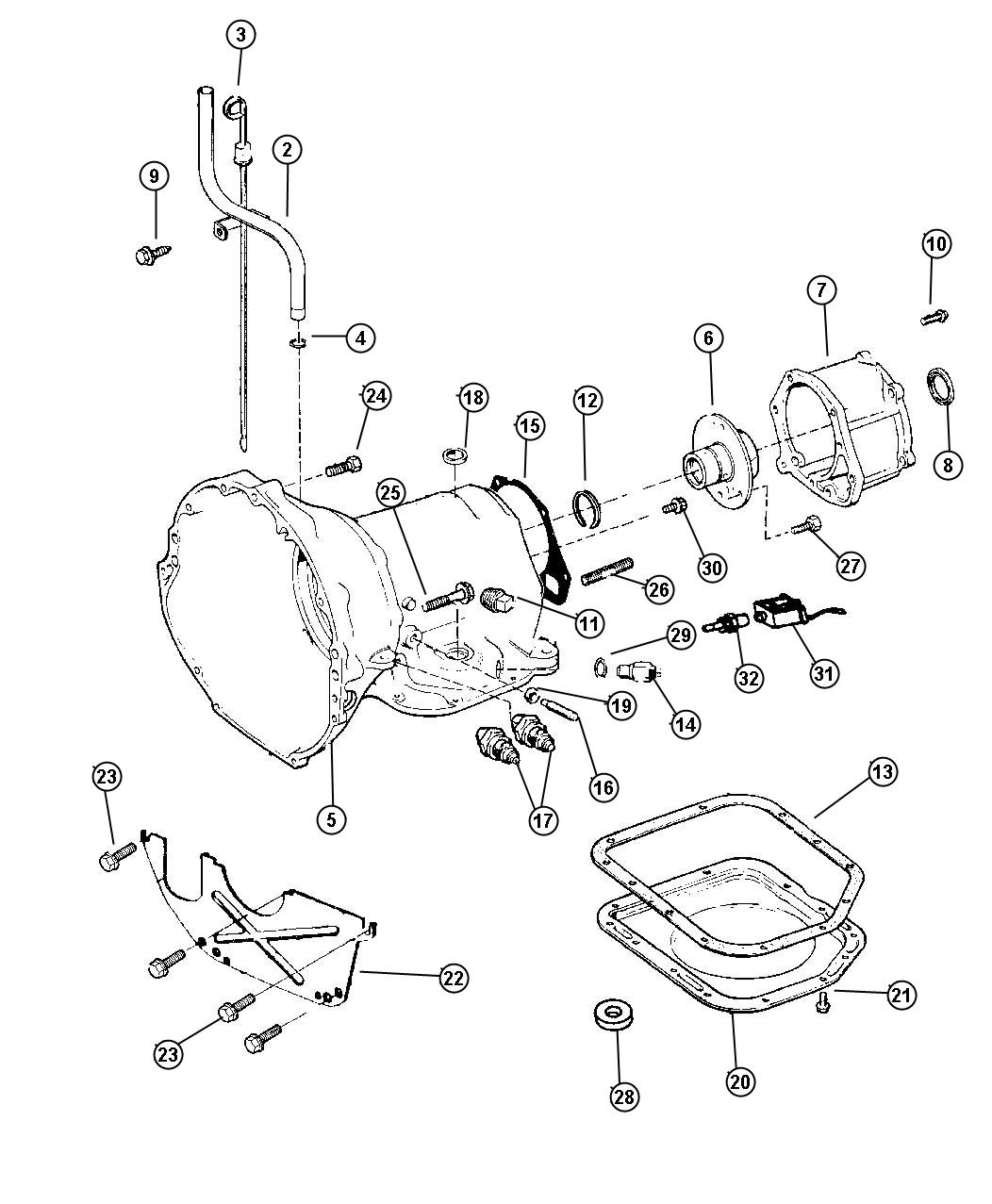 Jeep Wrangler Connector Wiring Engine Related