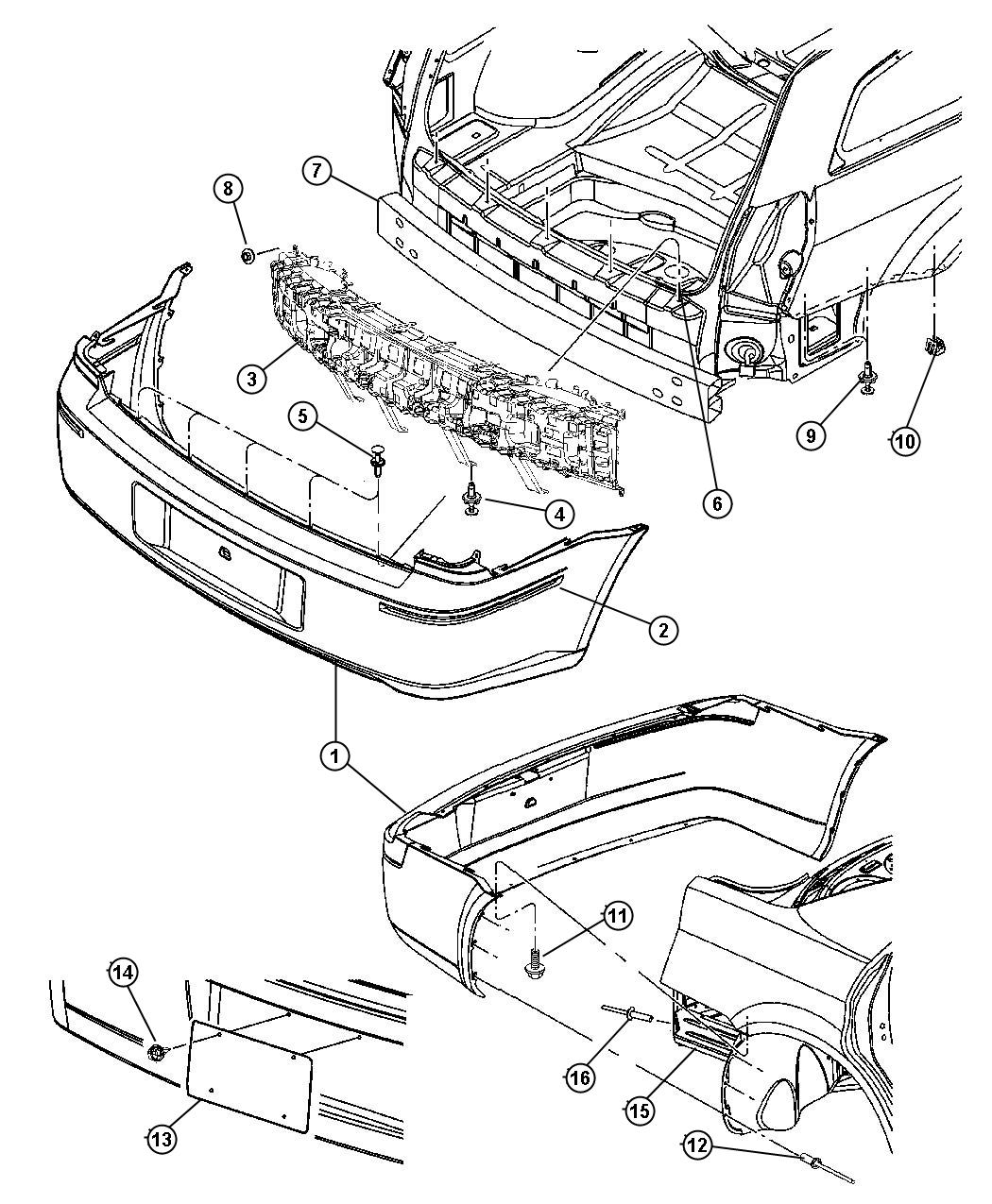 2005 Dodge Ram Tail Light Parts Diagram Wiring Diagram Photos For
