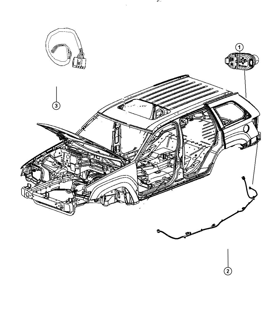 Jeep Grand Cherokee Trailer Wiring Diagram