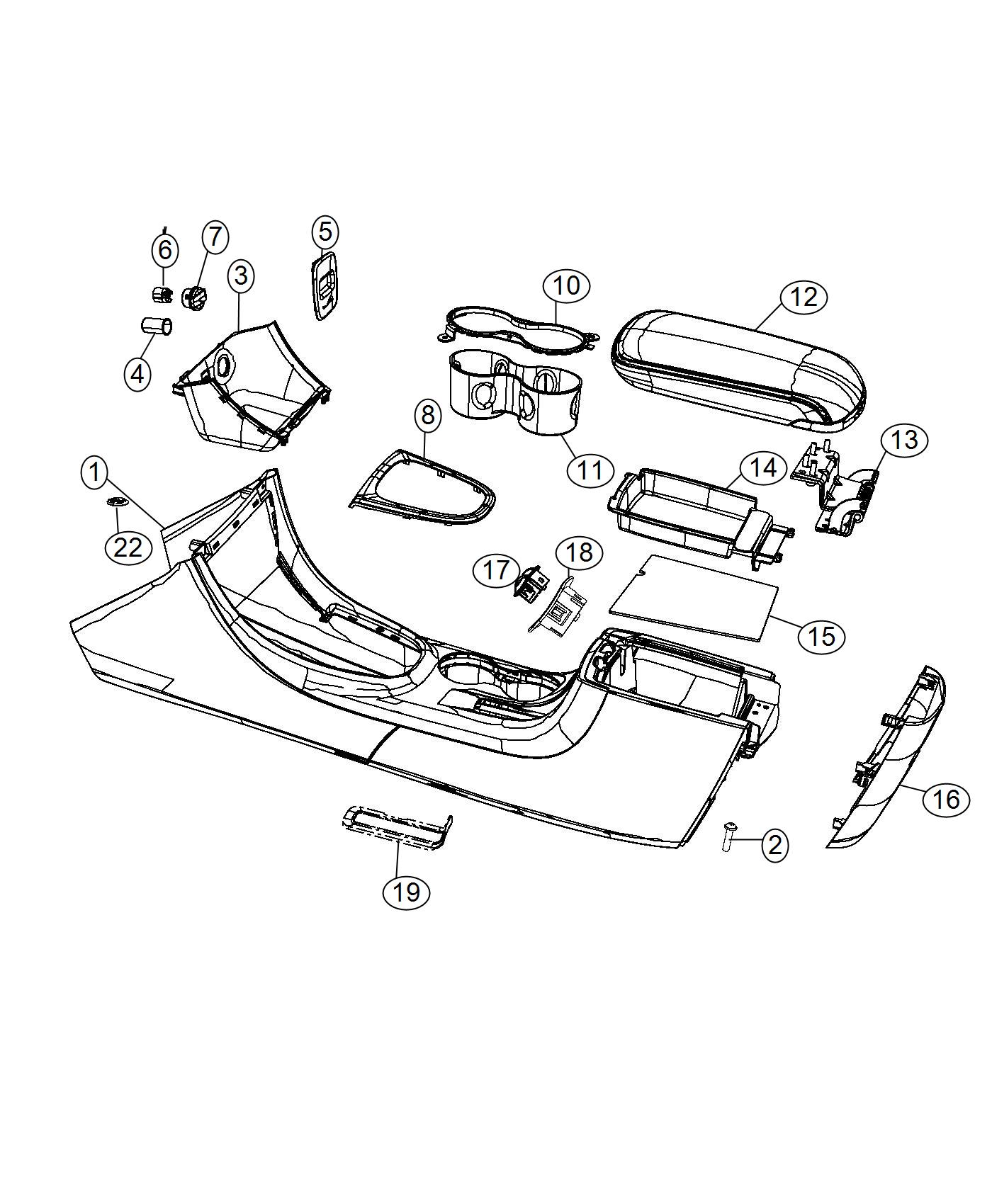 Chrysler 200 Wiring Jumper Universal Consumer Interface
