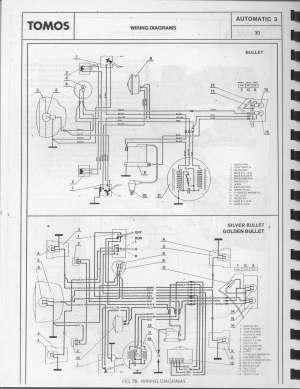 Re: Tomos a3 wiring diagram?