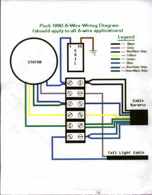 Re: puch wire diagram