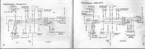 Sachs Balboa, 4 and 5 wire diagram   Moped Photos — Moped Army