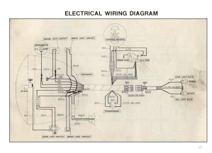 Peugeot wiring diagrams  Moped Wiki