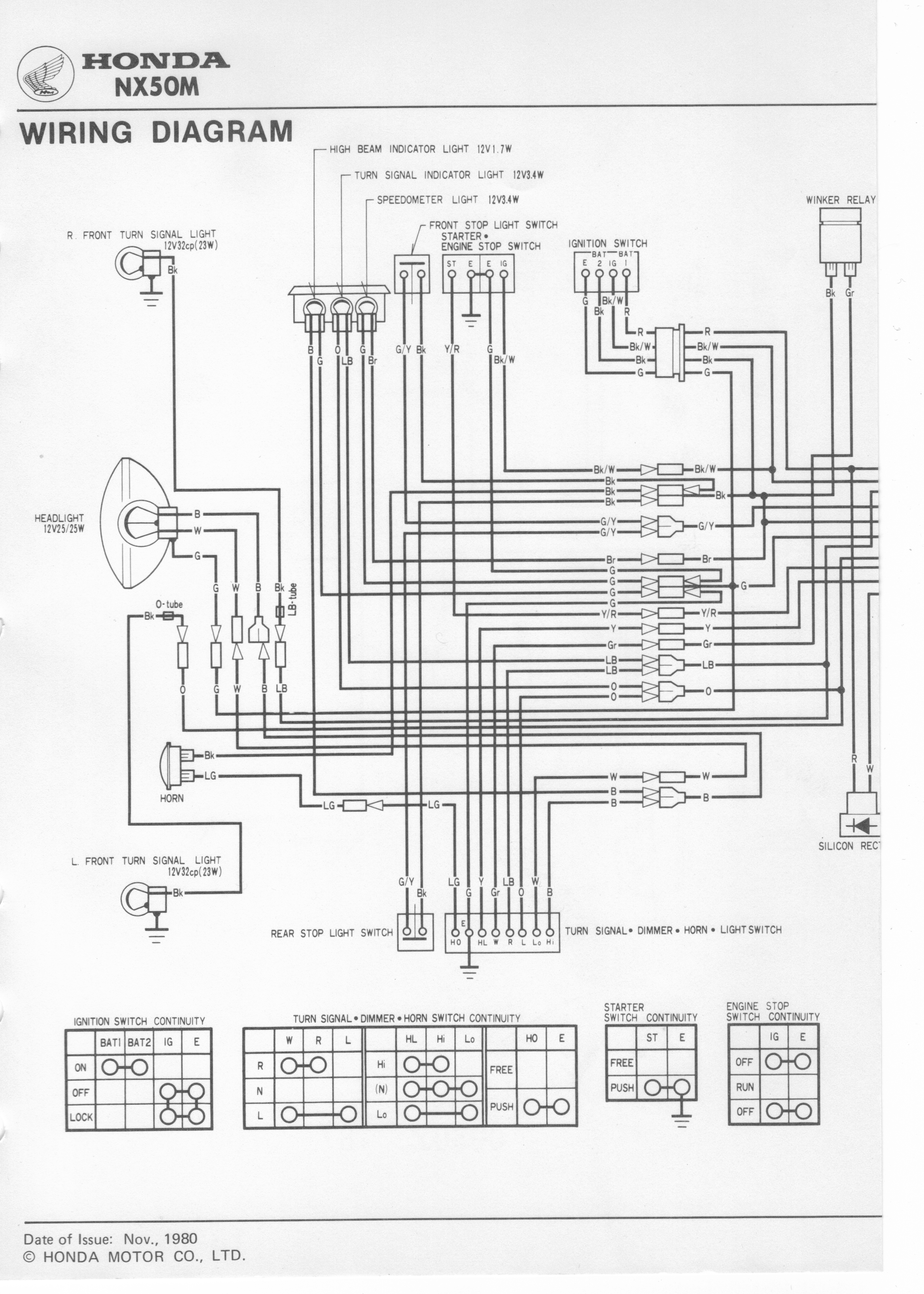 Diagram Hc He Honda Engine Wiring Diagram Full