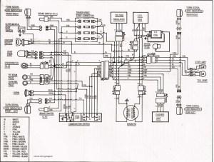 Kiic wiring diagram  Moped Wiki