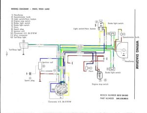 Puch wiring  Moped Wiki