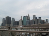 NY Downtown Skyline