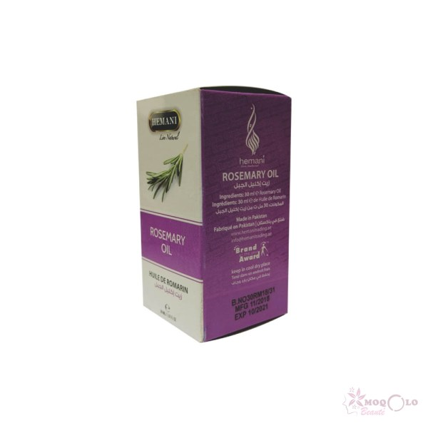 huile vegetale de romarin 30ml