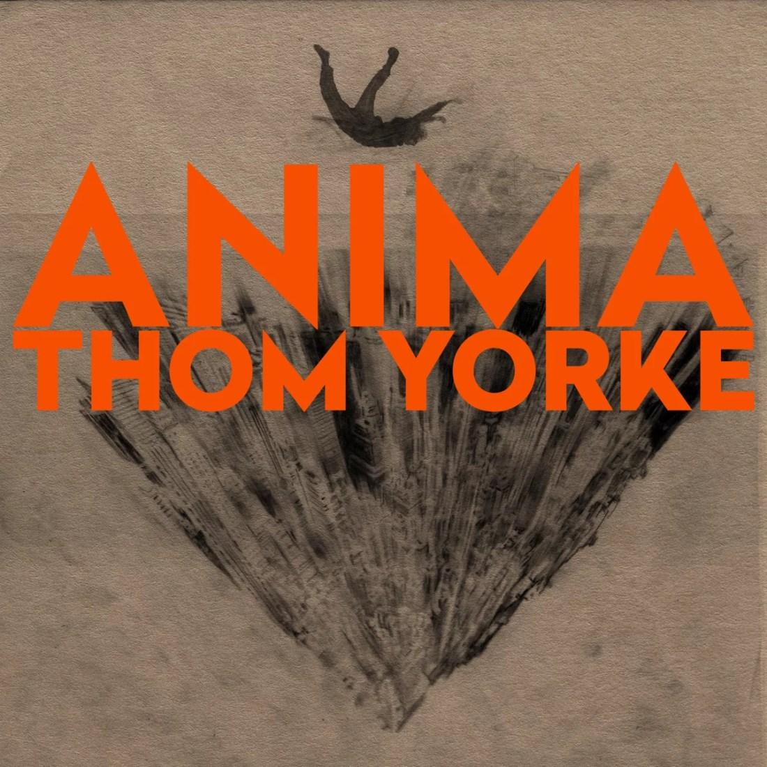 "Portada del disco ""ANIMA"" de Thom Yorke"