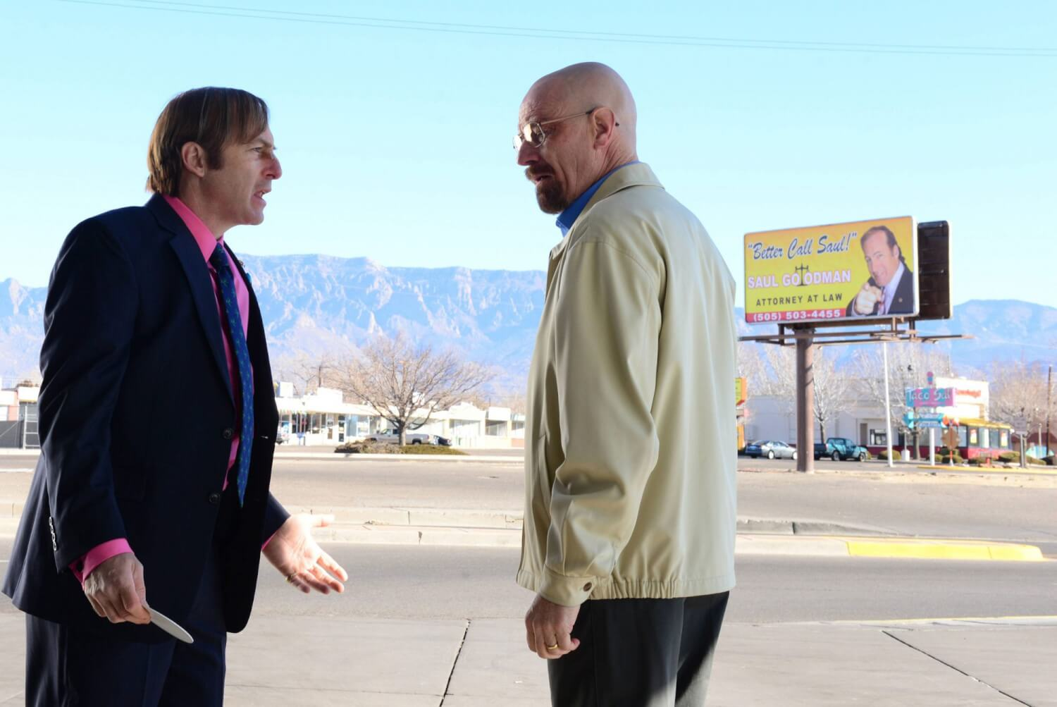 "Bob Odenkirk dice que el final de ""Better Call Saul"" hará que veamos ""Breaking Bad"" de  ""una manera diferente"""