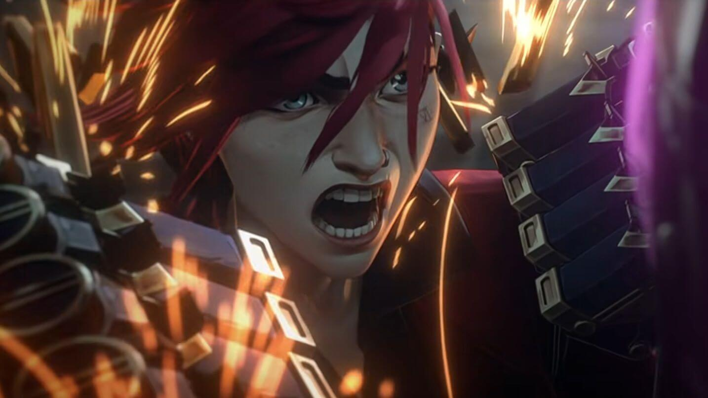 "Netflix confirma el estreno de la serie animada de ""League of Legends"", ""Arcane"""