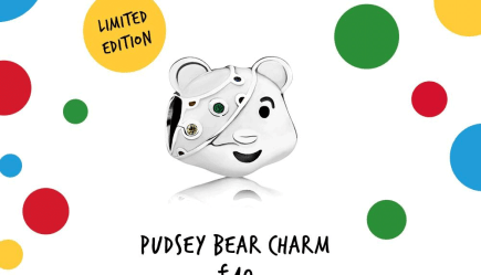 Review: Pandora Children in Need Charm 2016 | Mora Pandora