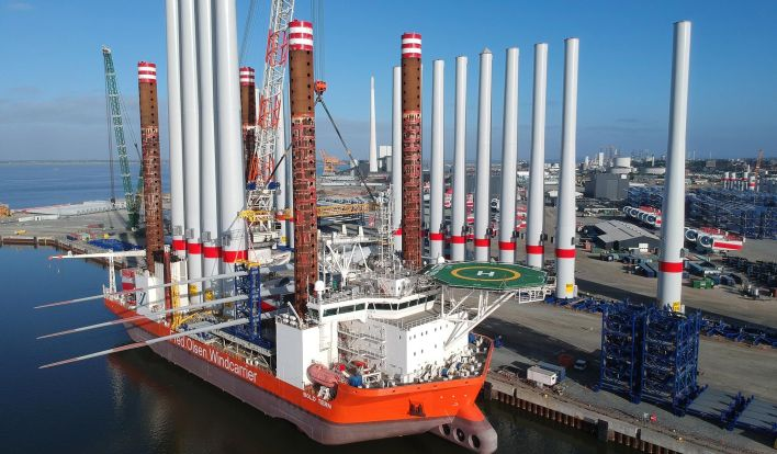 Moray West Offshore Wind Farm Project