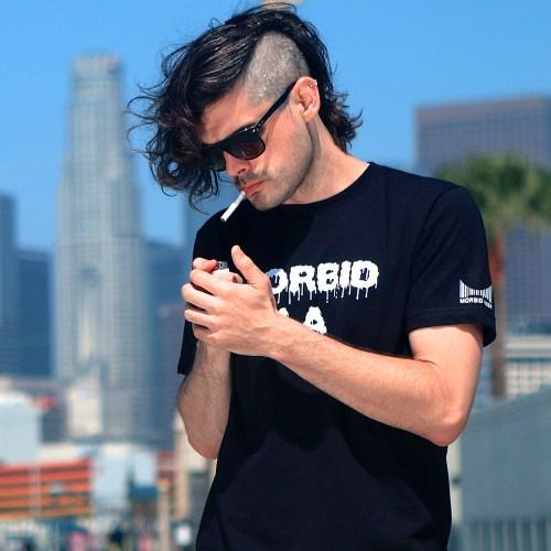 MORBID FIBER Drip T-Shirt