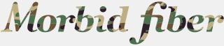 Morbid fiber logo