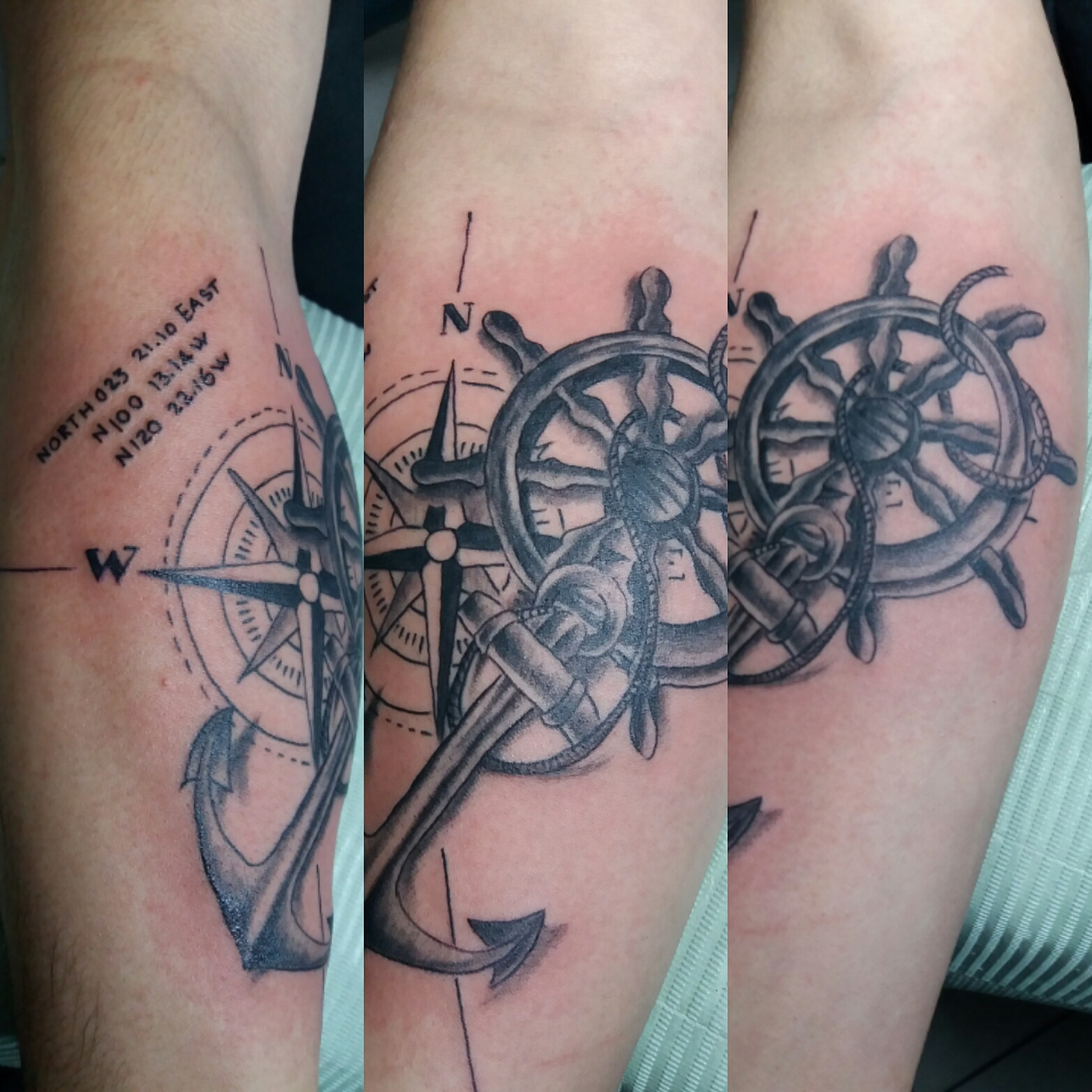 Sailor Tattoo Morbidtattoocom
