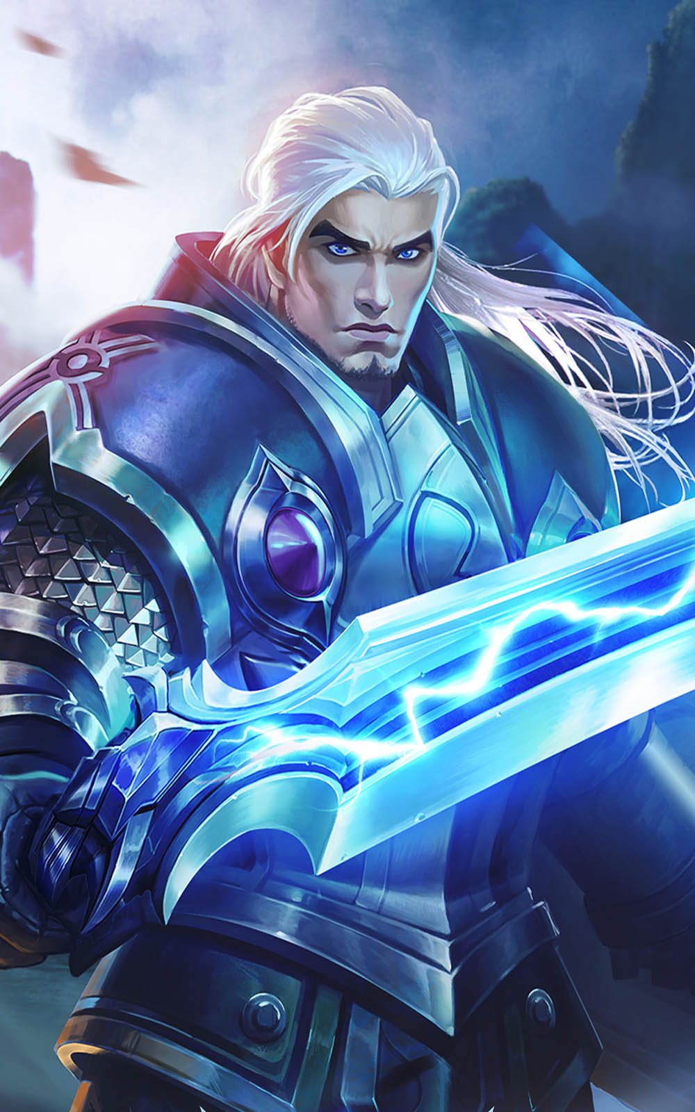 Download Tigreal Mobile Legends Hero Free Pure 4K Ultra HD
