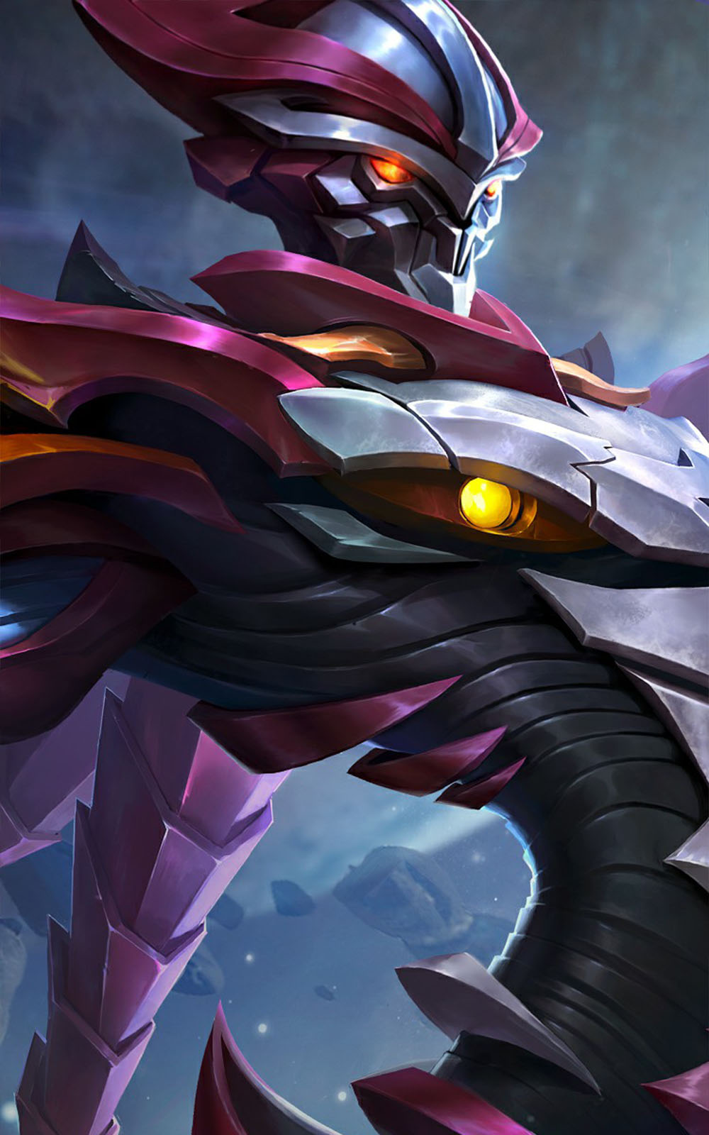 Download Crystallized Predator Zhask Mobile Legends Free