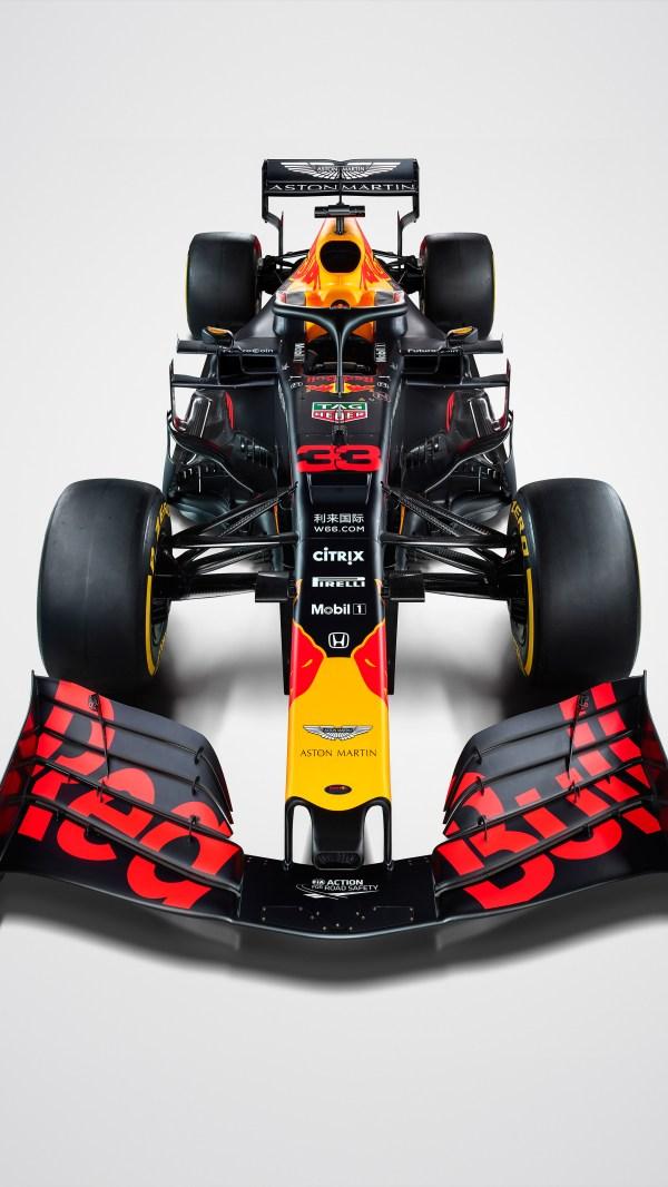 Red Bull RB15 F1 2019 Free 4K Ultra HD Mobile Wallpaper