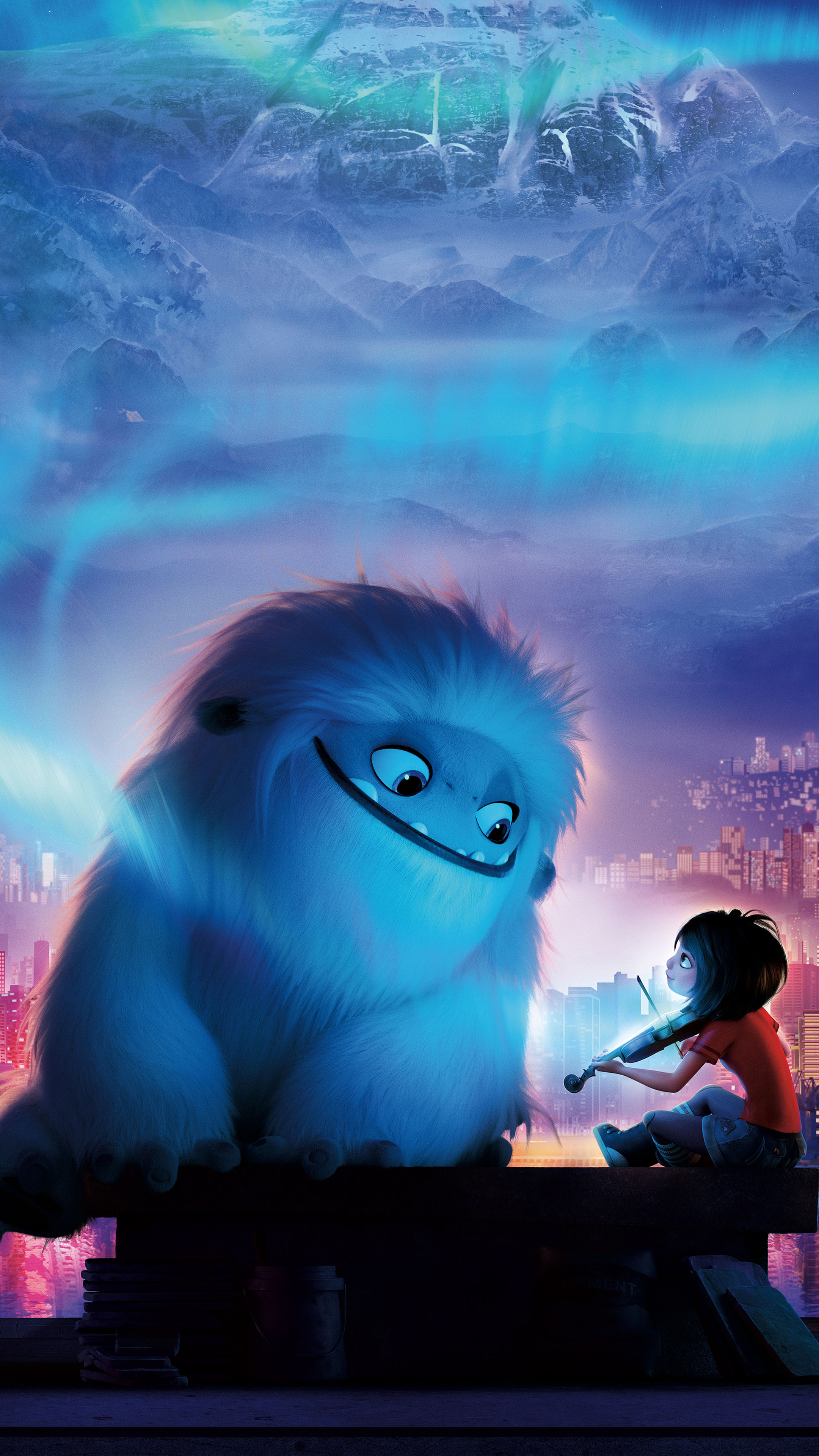 Lovepik provides 370000+ cartoon mobile phone cartoon wallpaper photos in hd resolution that updates everyday, you can free download for both personal and. Abominable Animation 2019 Adventure Free 4K Ultra HD ...