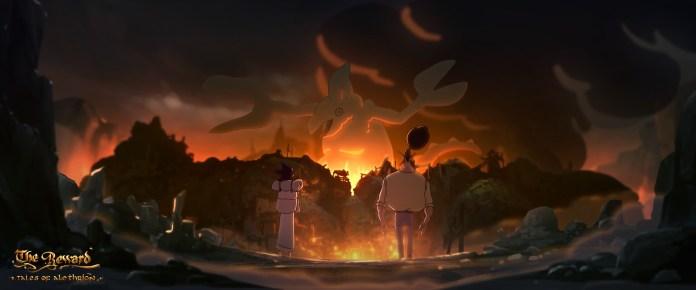 Les samedis animés #3 – Tales of Alethrion (Mini-série)