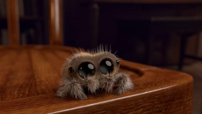 Les samedis animés #12 – Lucas the Spider