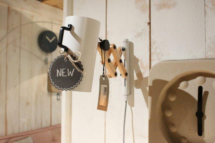wandlamp nieuwe collectie zuiver