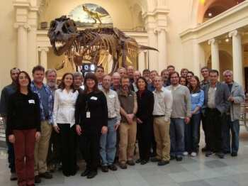 Global ant project meeting EOL Biosynthesis Center meeting Field Museum – November 2009