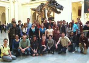 Group photo Second annual Chicago Area Joint Ant Lab Meeting – October 2012