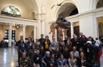 Third annual Chicago Area Ant Lab Meeting – November 2013